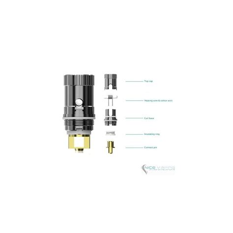 Eleaf Ecr Rebuildable Diy Ec Replacement Spare Parts coils for ijust 2 ijust s melo by eleaf