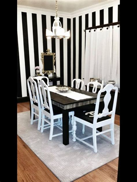 Chanel Inspired Room by Chanel Inspired Dining Room Inspiring Ideas