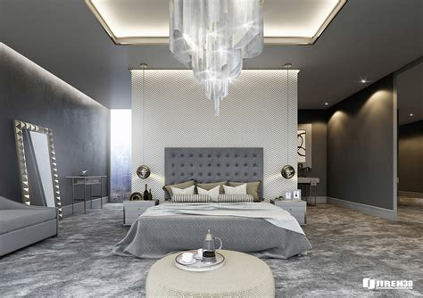 Gray White Bedroom by Luxury Bedroom Designs With A Variety Of Contemporary And