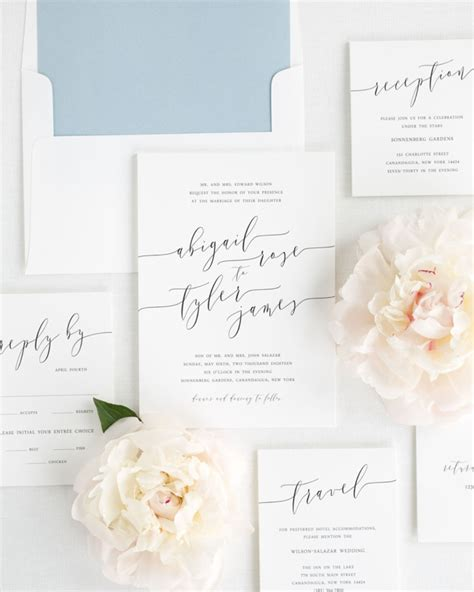 best wedding invitations etsy our top 20 swoon worthy wedding invitations from etsy