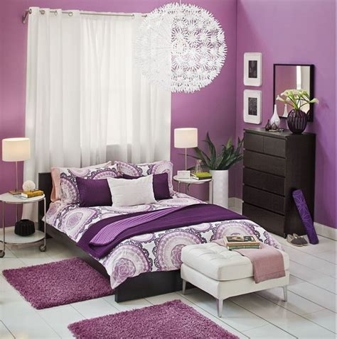 Girls Purple Bedroom - 10 cozy bedroom ideas