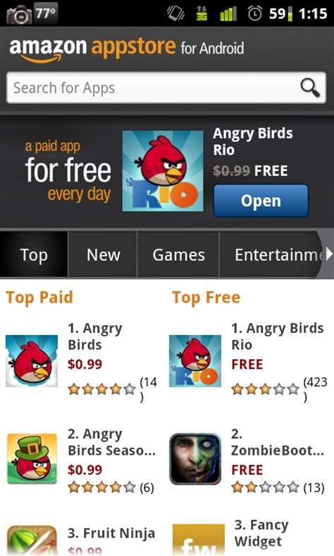 android appstore adds try before you buy feature to its android appstore app zdnet