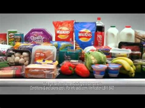 asda price guarantee £5 off £40 spend (2011) youtube
