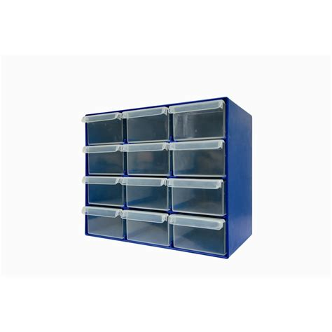 Drawer Compartment Organiser by Handy Storage 12 Drawer Compartment Organiser Bunnings