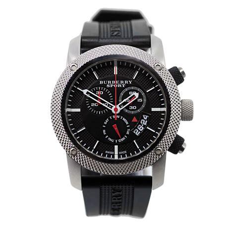 burberry sport bu7700 chronograph stainless steel