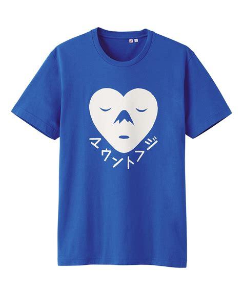 T Shirt Fuji Hitam mt fuji uniqlo t shirt s fashion