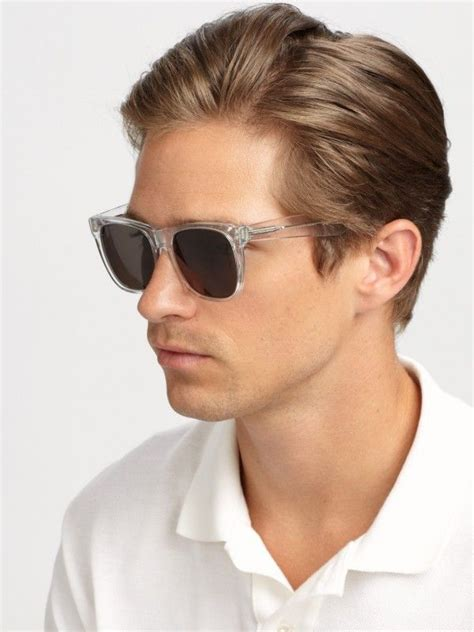 the clear frame glasses trend style inspiration translucent frames clear frames