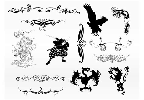tattoo designs download cool designs free vector stock