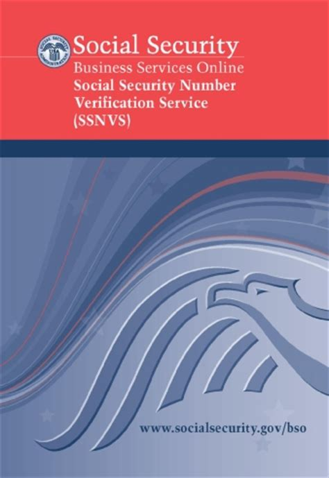 social security number verification service ssnvs