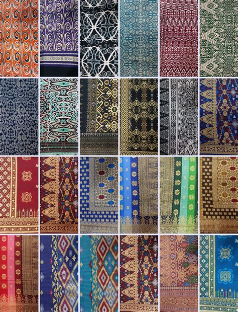 design batik songket sarawak corak joy studio design gallery photo
