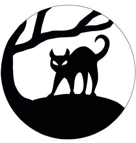 printable pumpkin stencils cat interactive image of accessories for halloween decoration