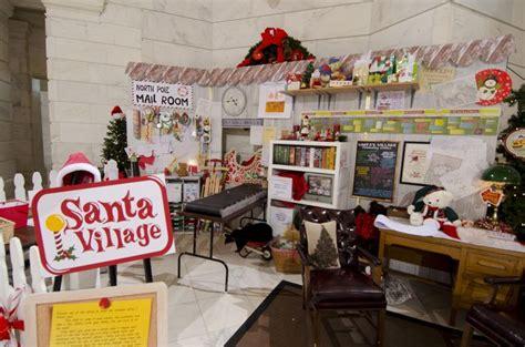 santa workshop cubicles ideas 42 best santa s workshop set design images on set design stage design and santas