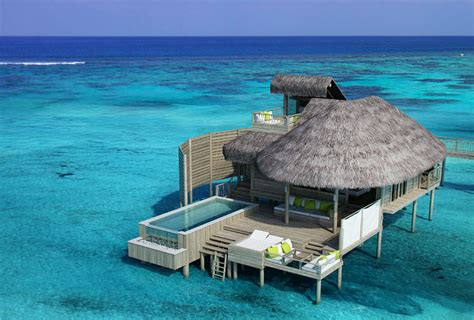 six senses laamu maldives laamu water villa with pool six senses laamu maldives