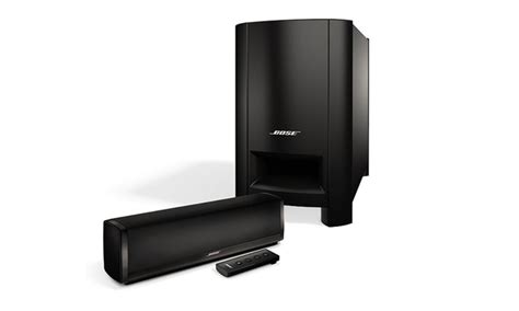 bose cinemate soundbar system groupon goods