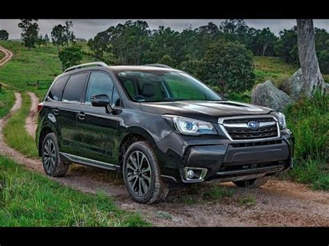 subaru forester touring 2018 2018 subaru forester redesign touring review youtube