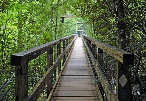 toccoa river swinging bridge toccoa river swinging bridge georgia