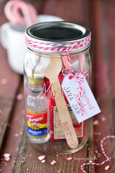 homemade mason jar xmas gifts jar gift ideas