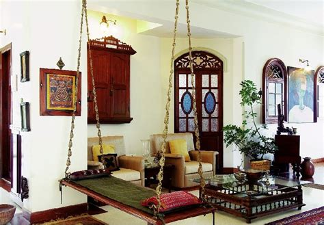 oonjal wooden swings  south indian homes indian home
