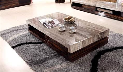 stone coffee tables with modern style 18 awesome coffee tables design with unique features