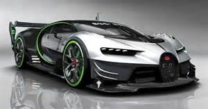 bugatti vision gt my favorite car