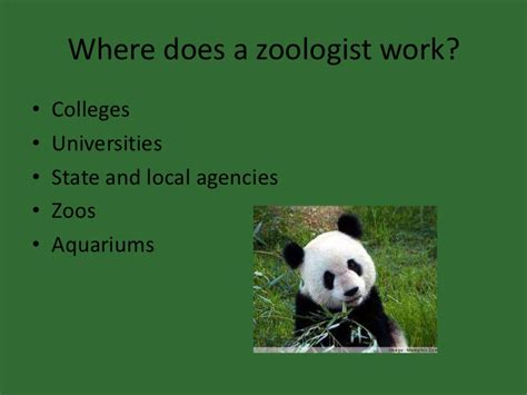what does zoology