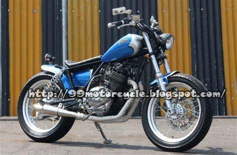 Suzuki Thunder 250 Dijual Suzuki Thunder 250 Of 2005 So Harley Style