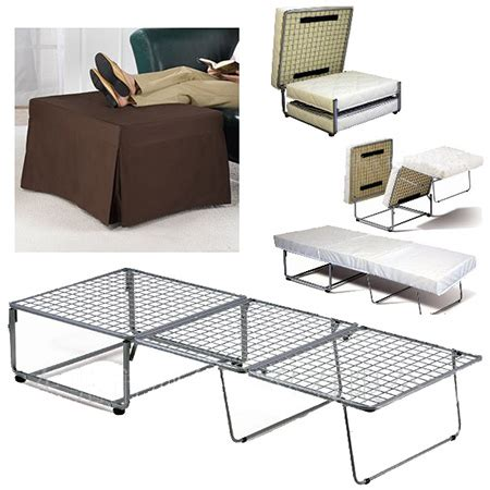 Ottoman Folding Bed Home Dzine Home Decor Ottoman Folds Out Into Single Bed