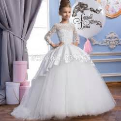 Girl dresses for 12 year olds for a wedding with pearl flower girl