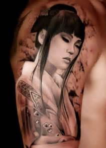 15 best geisha tattoo designs with images styles at life