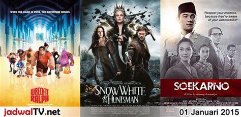 jadwal film ggs season 2 jadwal film dan sepakbola 1 januari 2015 jadwal tv