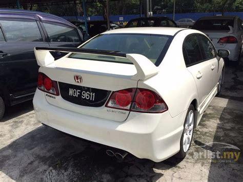 Bodykit Honda Civic Fd Type R honda civic 2008 s i vtec 1 8 in kuala lumpur automatic sedan white for rm 49 500 3219147