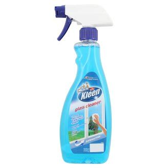 mr muscle kiwi clean superactive glass cleaner reviews