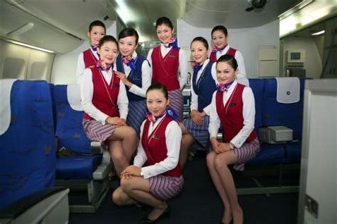 China Southern Cabin by China Southern Airlines Cabin Crew Flight Attendant