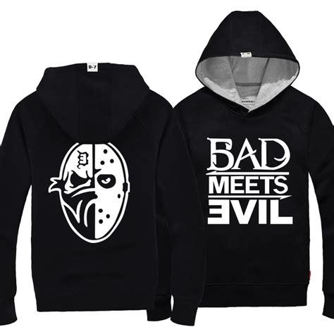 Hoodie Bad Meets Evil Eminem 2 Hitamsweater slim shady hoodies beurteilungen einkaufen slim shady hoodies beurteilungen auf
