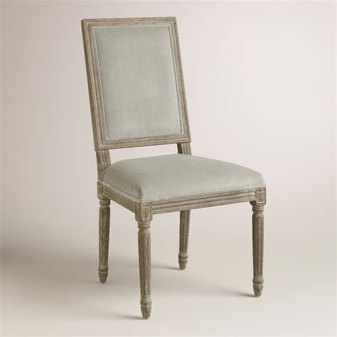 world market chairs dining dove square back dining chairs set of 2 world market