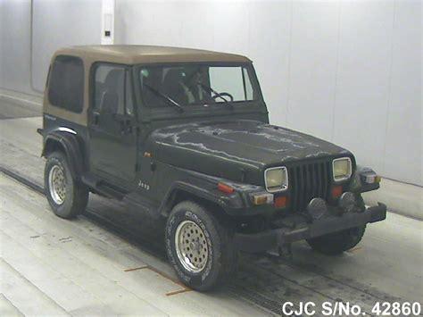 1996 Jeep Wrangler 1996 jeep wrangler green for sale stock no 42860