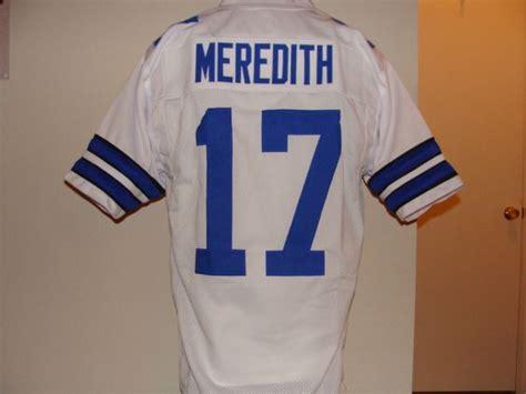 throwback white walt garrison 32 jersey eternal p 223 17 quot dandy quot don meredith dallas cowboys nfl