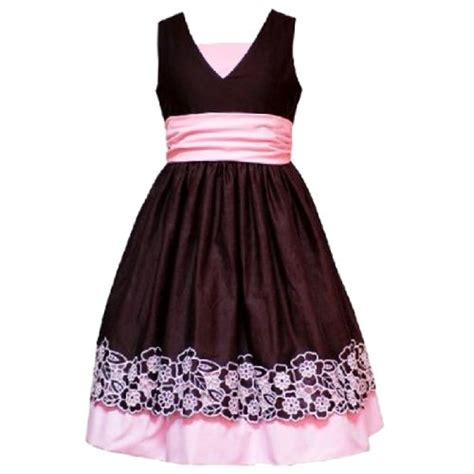 fashion trends brown dress