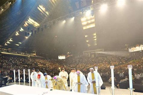 new year mass singapore catholics in singapore celebrate 50 years of nation s