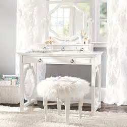Makeup Vanity Table Pbteen Bedroom Vanities Vanity Sets Pbteen