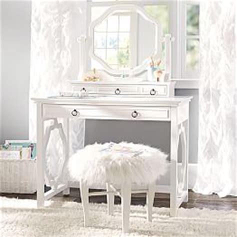 girls bedroom vanity set teen bedroom vanities vanity sets pbteen