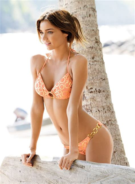 beautiful sexy miranda kerr sexy in bikini hollywood s most beautiful