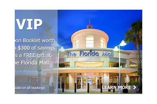 florida mall orlando stores coupons