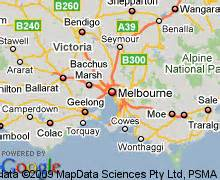 Map Of Reservoir Victoria Hotels Accommodation » Home Design 2017