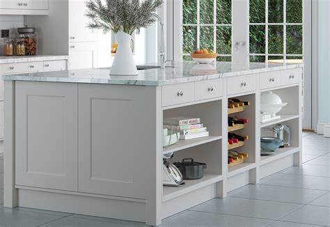 Kitchen Cabinets In Ri florence modern light grey kitchen stori