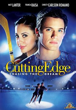 On The Cutting Edge the cutting edge chasing the