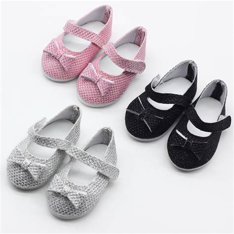 accessorize shoes kawaii bjd doll accessories sandals princess shoes for 18