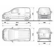 Citroen Berlingo Van Dimensions  World Activity