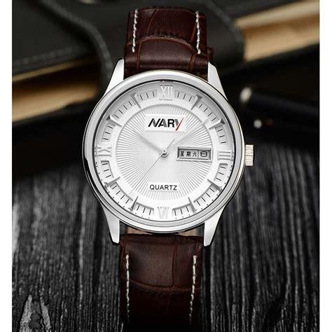 Jam Tangan Pria 511 Tactical Brown nary jam tangan analog kulit 5400 brown white jakartanotebook