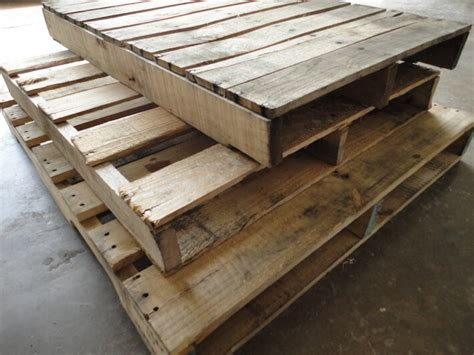 How To Make A Wood Pallet by How To If Wooden Pallets Are Safe To Diy Homejelly